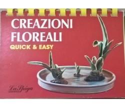 Creazioni floreali - La Spiga / Meravigli  Ca