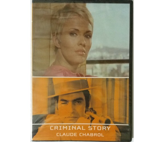 Criminal Story - Claude Chabrol - Ermitage - 1967 - DVD - G