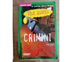Crimini - T. Deary - DeAgostini - 1999 - AR