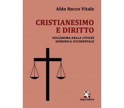 Cristianesimo e diritto di Aldo Rocco Vitale,  Algra Editore