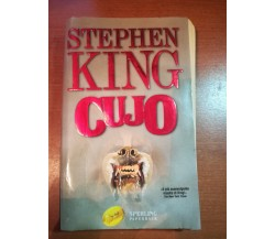 Cujo - Stephen King - Sperling - 2005 -  M
