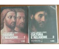 Cultura e religione. 1 - 2 - Lever,Maurizio,Trenti - Sei,1991;1993 - A