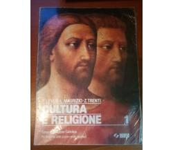 Cultura e religione - F.Lever,L.Maurizio,Z.Trenti - Sei - 1991 - M