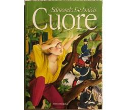 Cuore di Edmondo De Amicis,  2002,  Rusconi Libri