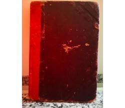 Cuore e Mente  Vol. III per la terza, 1928,  Società Editrice Dande Alighieri-F