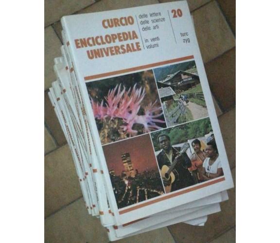 Curcio Enciclopedia Universale - Completa (Da 1 a 20)-Aa.Vv. - 1990 - Curcio-lo