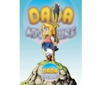 DADA ADVENTURE - serie completa (volumi 1-5)