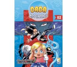 DADA ADVENTURE volume 2 di Manga Senpai,  Manga Senpai