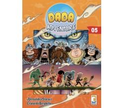 DADA ADVENTURE volume 5 di Manga Senpai,  Manga Senpai
