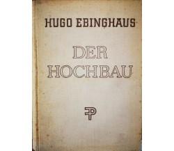 DER HOCHABU - HUGO EBINGHAUS - ER