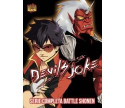 DEVIL'S JOKE cofanetto deluxe di Federico Freschi,  Manga Senpai