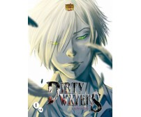 DIRTY WATERS 1 di Lumi Niemi (autore),  2020,  Manga Senpai