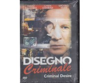 DISEGNO CRIMINALE - MARK FREED - OPEN GAME - 1998  - DVD - M