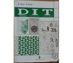 D.I.T. - Chini, Conti - Minerva Italica,2008 - R