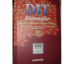 DIT. Il dizionario tedesco-italiano, italiano-tedesco