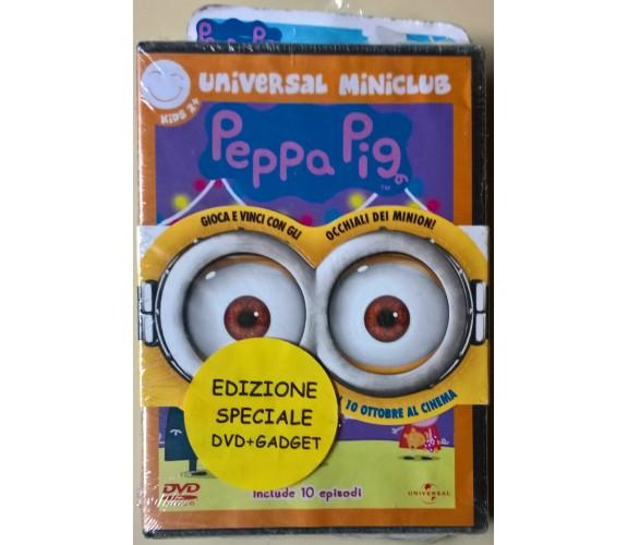 DVD Peppa Pig - La mia festa di compleanno e altre storie - 10 episodi +Gadget L
