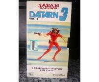 Daitarn 3 Japan cartoon - vhs - 1995 -Hobby e Work -F
