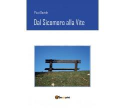 Dal sicomoro alla vite di Davide Pizzi,  2019,  Youcanprint