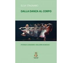Dalla danza al corpo  di Elsa Stagnaro,  2018,  Youcanprint - ER