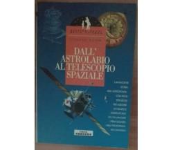 Dall'astrolabio al telescopio spaziale -.Conrad Böhm - Editoriale Scienza,1996-A
