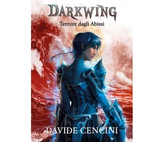 Darkwing 3 special - Terrore dagli Abissi di Davide Cencini,  2020,  Youcanprin