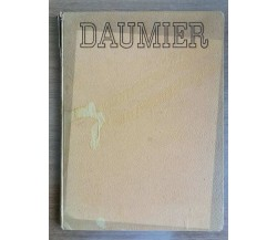 Daumier - J. Lassaigne - Hyperion editions - 1946 - AR