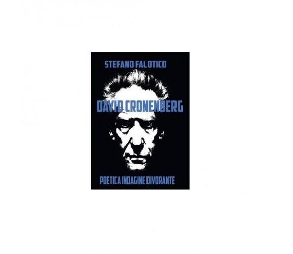 David Cronenberg - Stefano Falotico,  2014,  Youcanprint