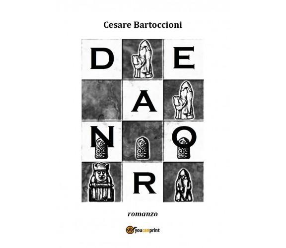 Deanor di Cesare Bartoccioni,  2019,  Youcanprint