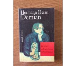 Demian - H. Hesse - Marisilio - 1997 - AR
