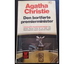 Den bortforte premierminister - Agatha Christie - Forum - 1973 - M