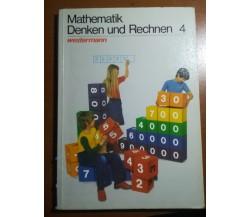Denken und rechnen 4 - AA.VV. - Westermann - 1977 - M