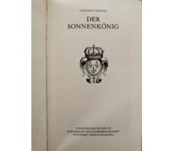 Der Sonnenkonig  di Vincent Cronin,  Europaischer Buchklub - ER