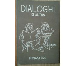 Dialoghi di Altan - Altan - L'Unità,1979 - R