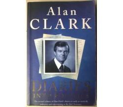 Diaries into politics - Alan Clark - 2001, Phoenix Paperback - L