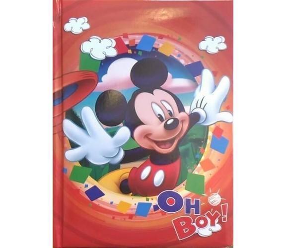 Diario Disney Mickey Mouse - Oh Boy!