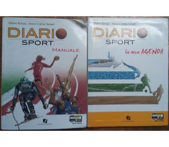 Diario di Sport Manuale Agenda-Alberto Rampa;MCristina Salvetti-Juvenilia,2010-R