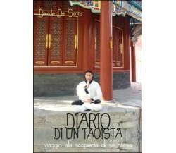 Diario di un taoista - Davide De Santis,  2014,  Youcanprint