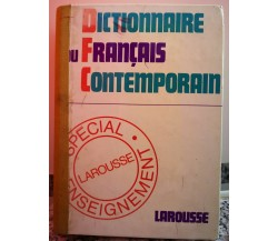 Dictionnaire Francais Contemporain di A.a.v.v,  1971,  Larousse-F