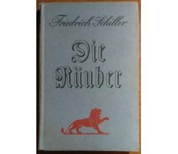 Die Räuber - Friedrich Schiller - Moritz Diefterweg - L