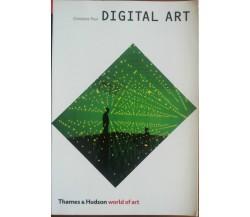 Digital Art - Christiane Paul - Thames & Hudson,2003 - A