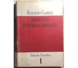 Diritto Internazionale di Benedetto Conforti,  1992,  Editoriale Scientifica