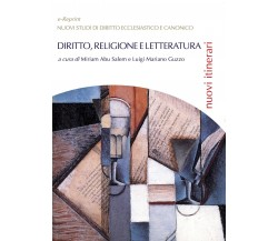 Diritto, religione e letteratura di Miriam Abu Salem, Luigi Mariano Guzzo, 2020