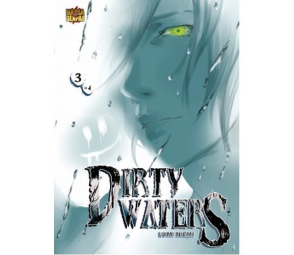 Dirty Waters: 3 di Francesca Siviero (autore),  2020,  Manga Senpai