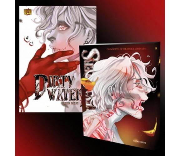 Dirty Waters 4 (di 4) + copertina cofanetto 2 di Manga Senpai,  2020,  Manga Se