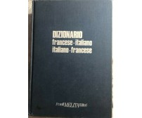 Dizionario Francese-Italiano Italiano-Francese di Aa.vv.,  1992,  Fratelli Melit