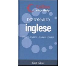 Dizionario Inglese - Collins Easy Study - Easy Test + CD-Rom - Baroli Editore