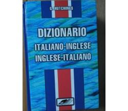 Dizionario Italiano Inglese Italiano - Hutchings - Zeus Editoriale,1997 - R