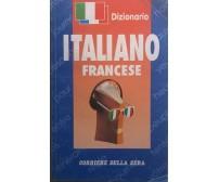 Dizionario Italiano-francese di Aa.vv., 1993, Corriere Della Sera
