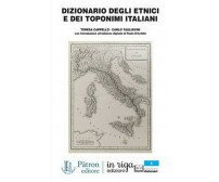 Dizionario degli etimi e dei toponimi italiani, Teresa Cappello, Carlo Taglia