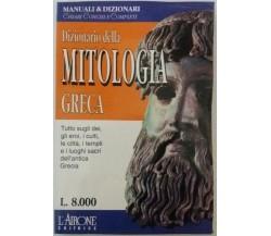 Dizionario della mitologia greca - A. Di Santo - L'Airone Ed. Roma - 1995 - G